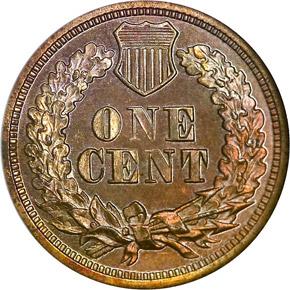 1870 1C PF reverse