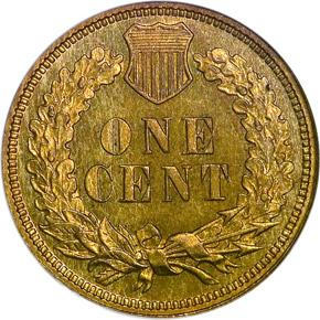 1875 1C PF reverse