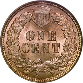 1892 1C MS reverse