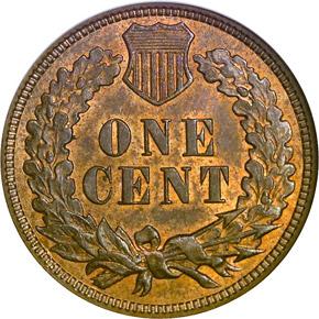 1893 1C MS reverse