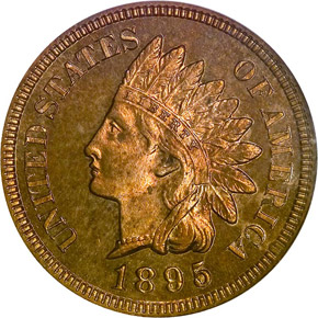 1895 1C PF obverse