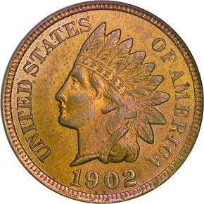 1902 1C MS obverse