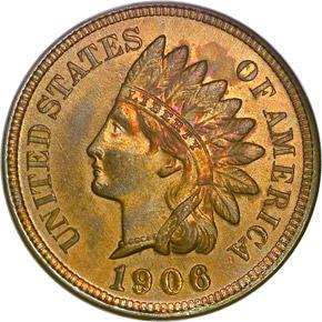 1906 1C MS obverse