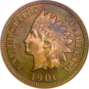 1906 1C PF obverse