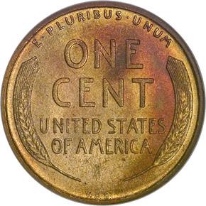 1909 VDB 1C MS reverse