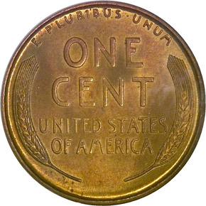1909 LINCOLN 1C MS reverse