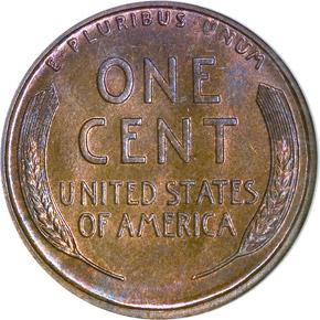 1915 S 1C MS reverse