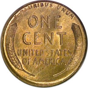 1916 S 1C MS reverse