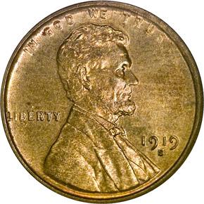 1919 S 1C MS obverse