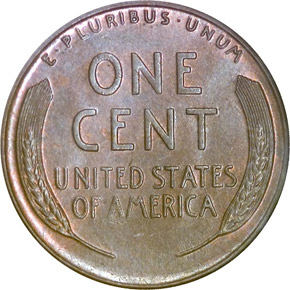 1923 S 1C MS reverse