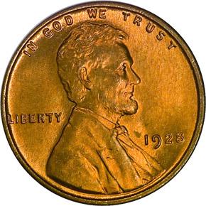 1928 1C MS obverse