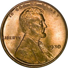 1930 1C MS obverse