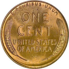 1941 S 1C MS reverse