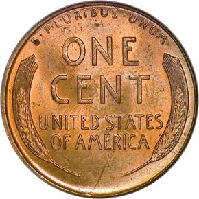 1949 D 1C MS reverse