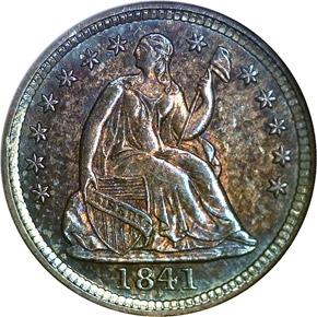 1841 H10C MS obverse