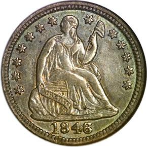 1846 H10C MS obverse