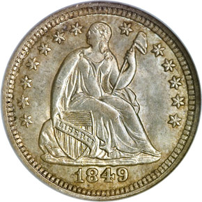 1849 H10C MS obverse