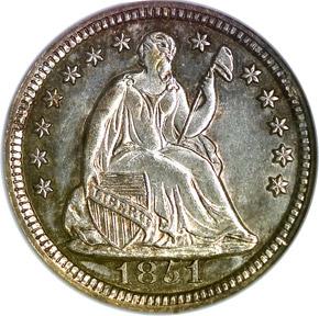 1851 H10C MS obverse