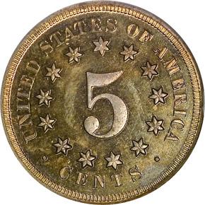 1869 5C PF reverse