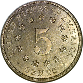 1879 5C MS reverse