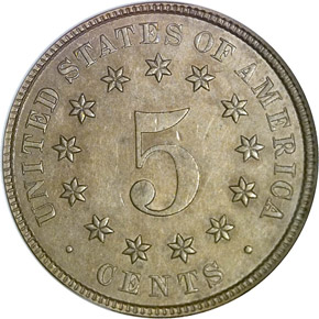 1883/2 SHIELD 5C MS reverse