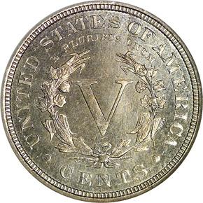1886 5C MS reverse