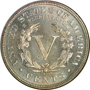 1887 5C PF reverse