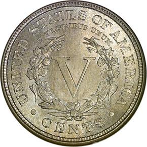 1897 5C MS reverse