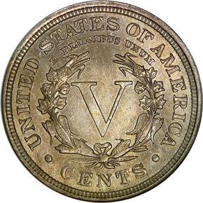 1911 5C MS reverse