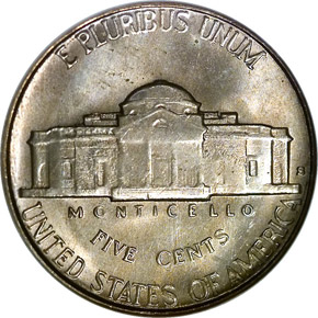 1940 S 5C MS reverse