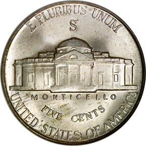 1944 S 5C MS reverse