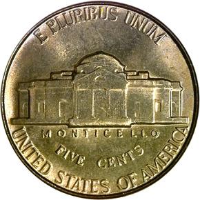 1950 5C MS reverse