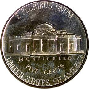 1950 5C PF reverse