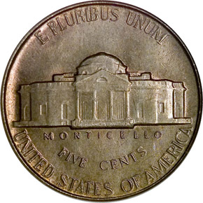 1956 5C MS reverse