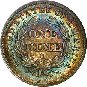 1838 O 10C MS reverse