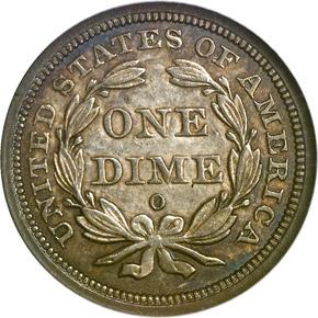 1842 O 10C MS reverse