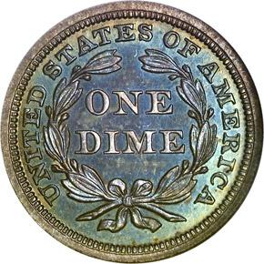 1844 10C PF reverse