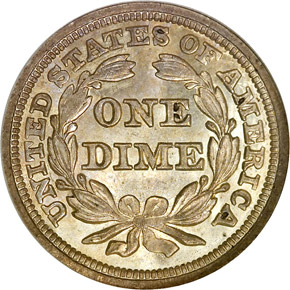 1850 10C MS reverse