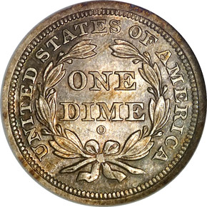 1850 O 10C MS reverse