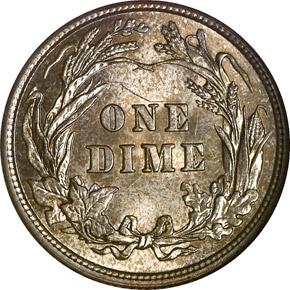 1910 10C MS reverse
