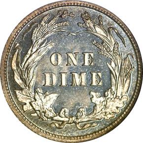 1911 10C PF reverse