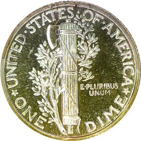 1939 10C PF reverse