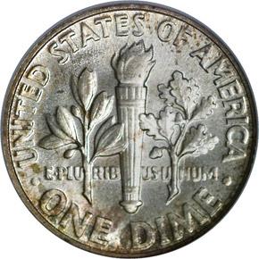 1948 10C MS reverse