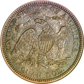1870 CC 25C MS reverse