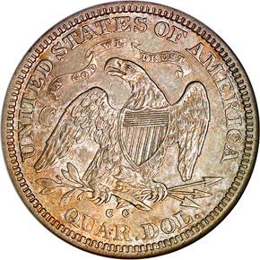 1871 CC 25C MS reverse