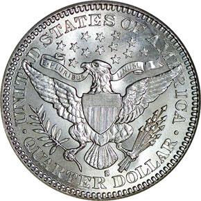 1902 S 25C MS reverse