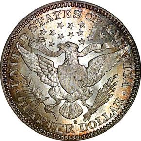 1903 S 25C MS reverse