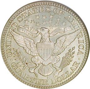 1914 S 25C MS reverse