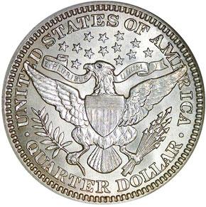 1916 BARBER 25C MS reverse