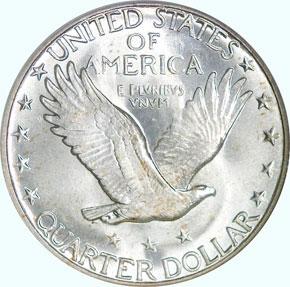 1923 S 25C MS reverse